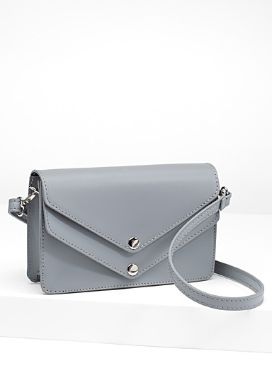 Trompe-l'oeil shoulder bag