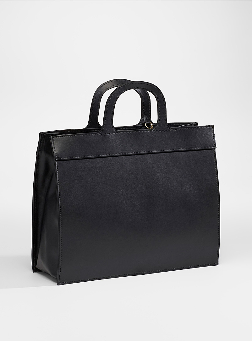 Le porte-documents en cuir Tiffany