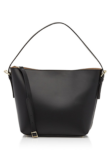 Large modern satchel