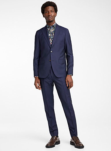 Sand Marine Blue Star Napoli-Craig suit for men