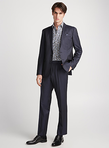 Sherman Brandon suit