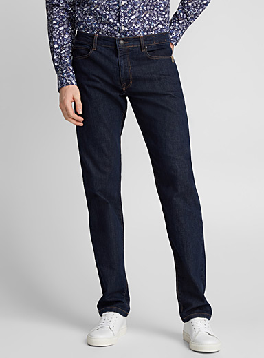 Stretch indigo jean
