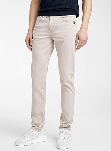 Sand Grey Burton jean for men