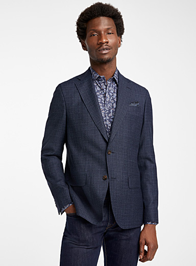 Two-tone Star Napoli blazer