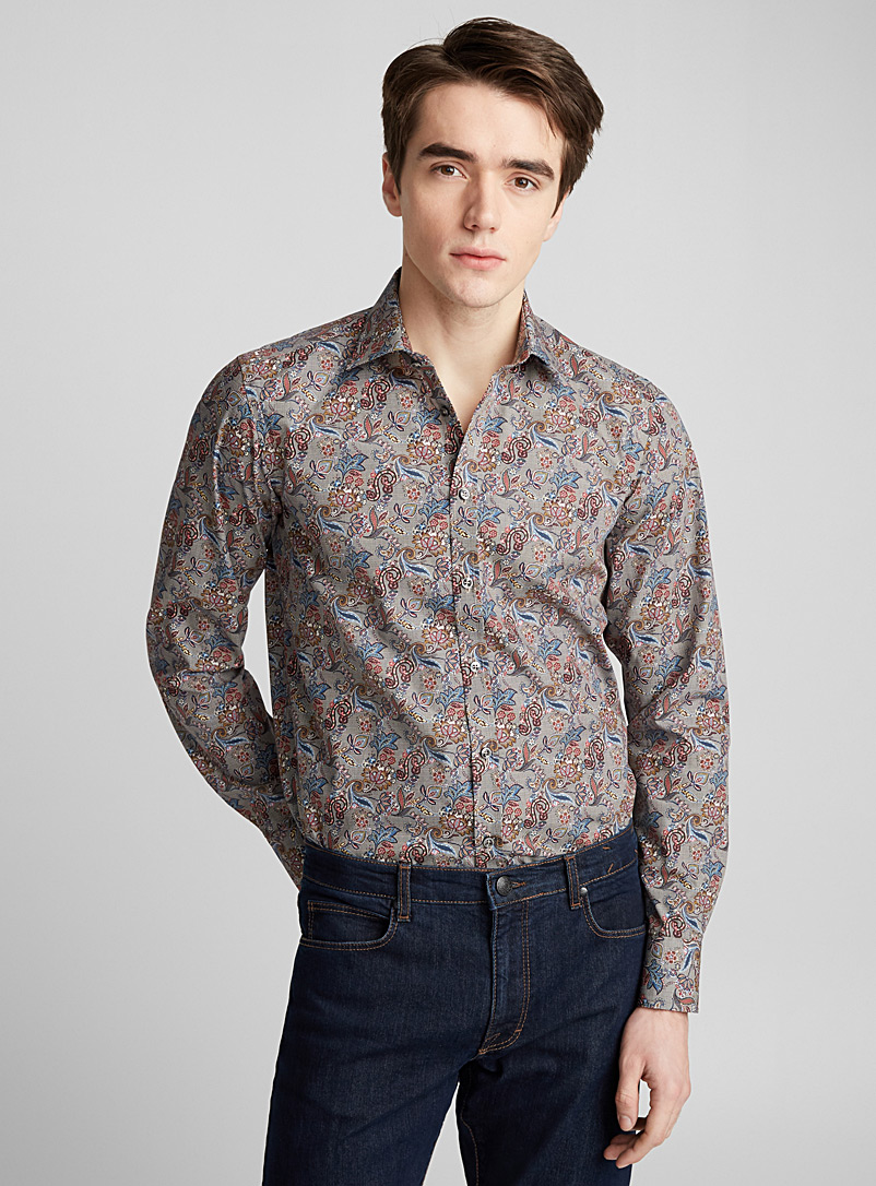 paisley-on-houndstooth-shirt