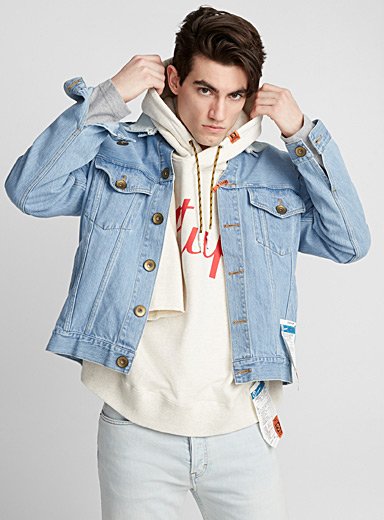Dry Cleaning denim jacket