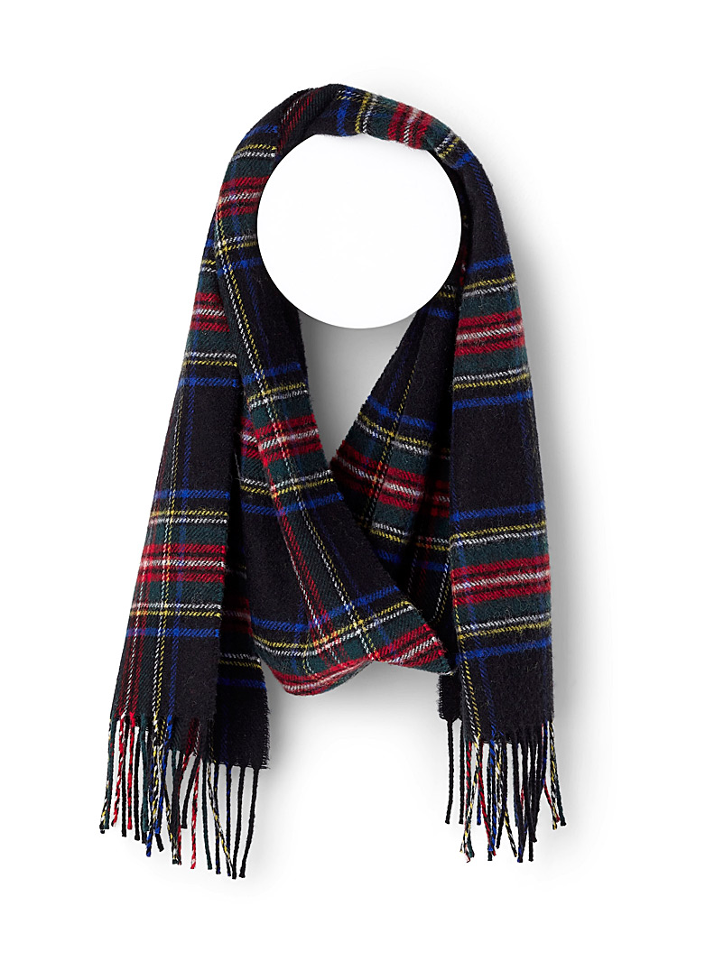 scottish-tartan-scarf