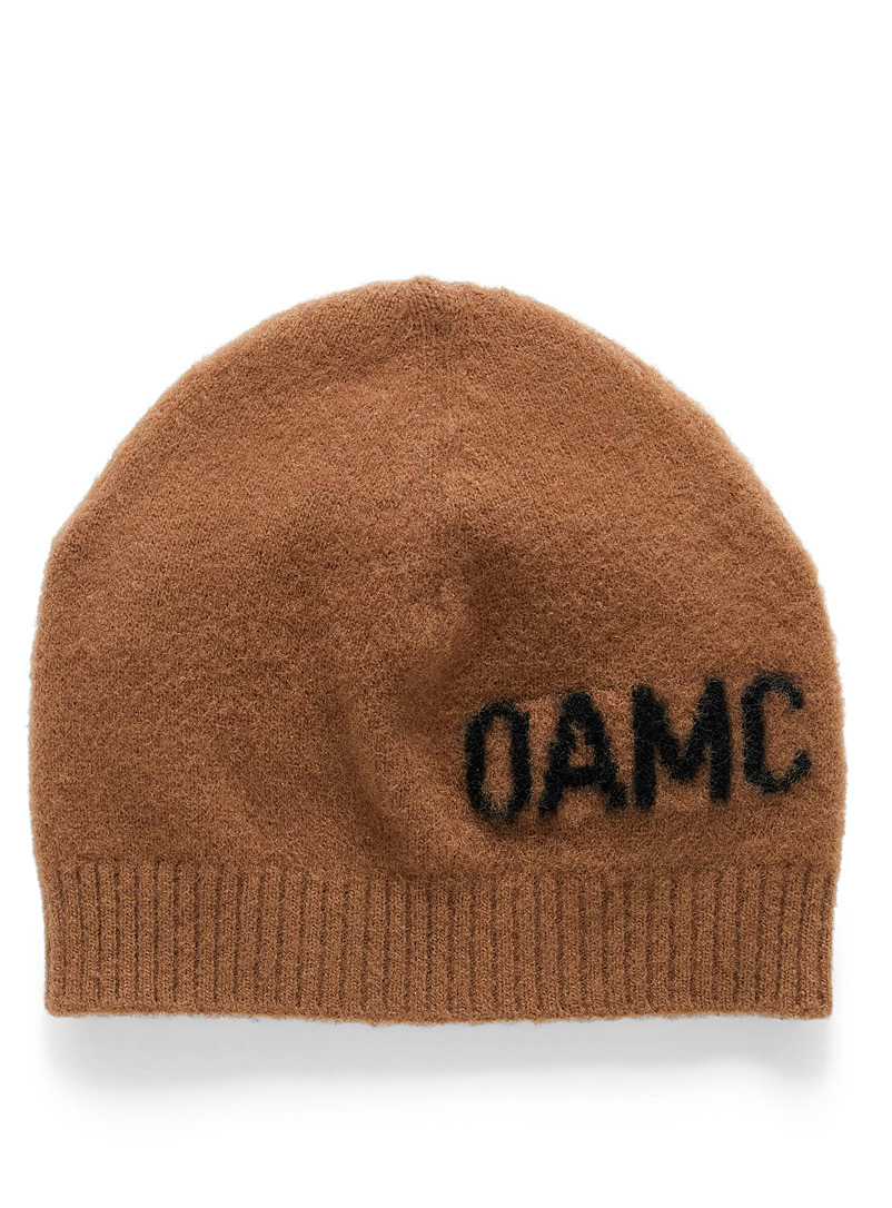 OAMC Cream Beige Whistler tuque for men
