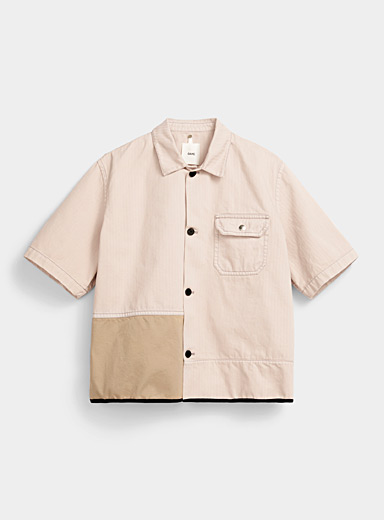OAMC Pink Utility shirt for men