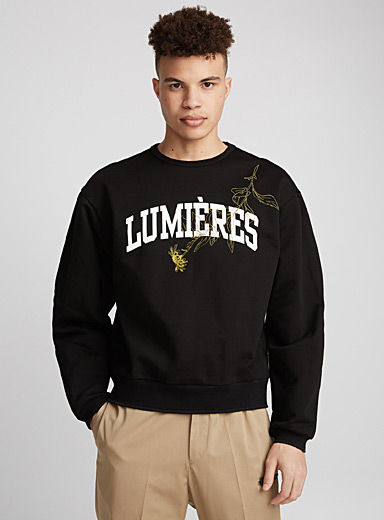 Le sweat Lumières