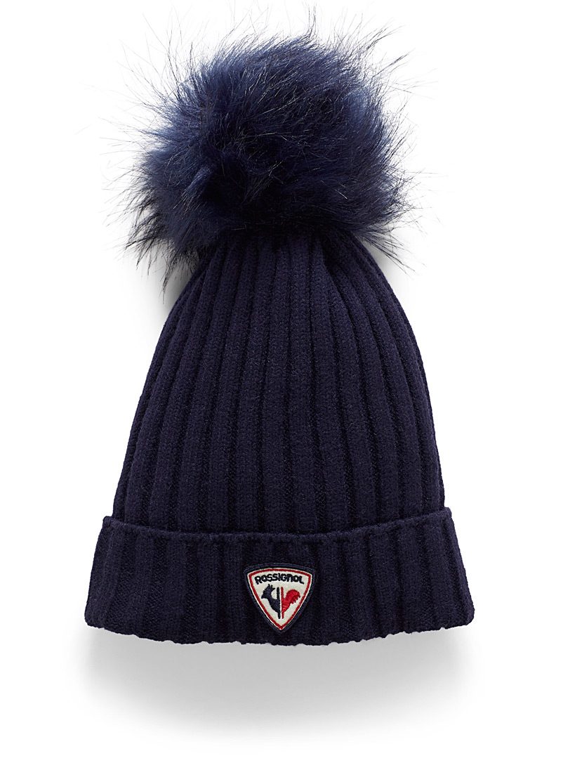 ribbed-knit-tuque