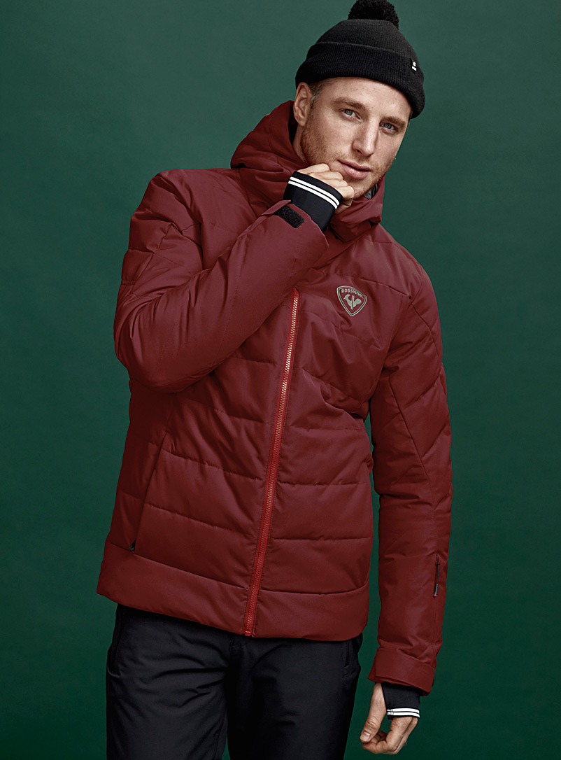 Rapide jacket  Regular fit - Outdoor - Ruby Red