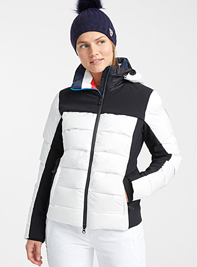 Superfusion insulated jacket <br>Regular fit
