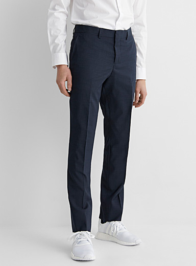 Marzotto end-on-end pant  Stockholm fit-Slim