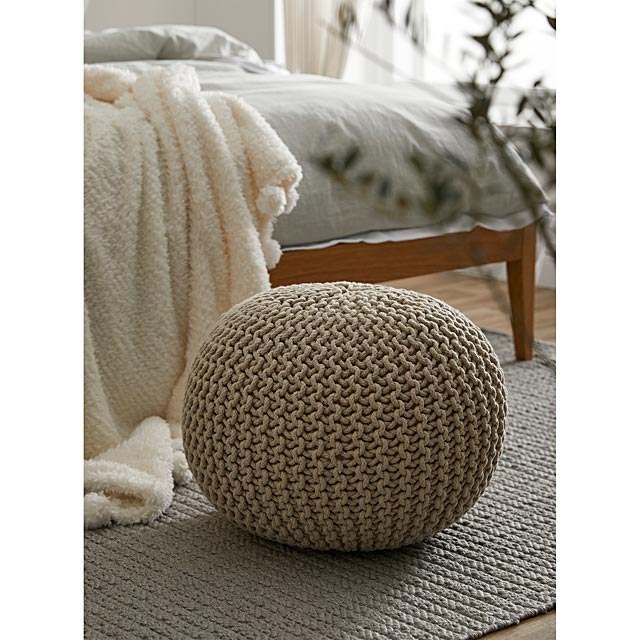 mega-cotton-knit-pouf