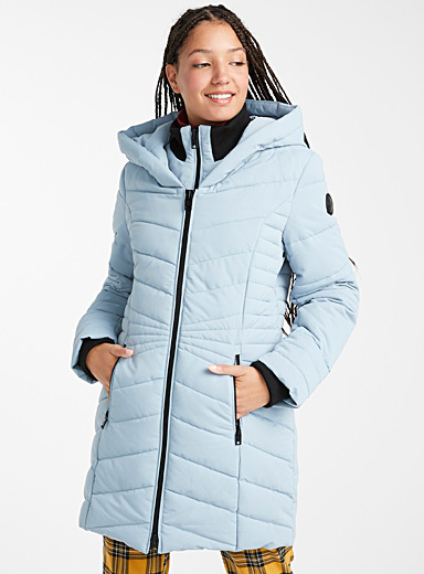Amelia quilted parka