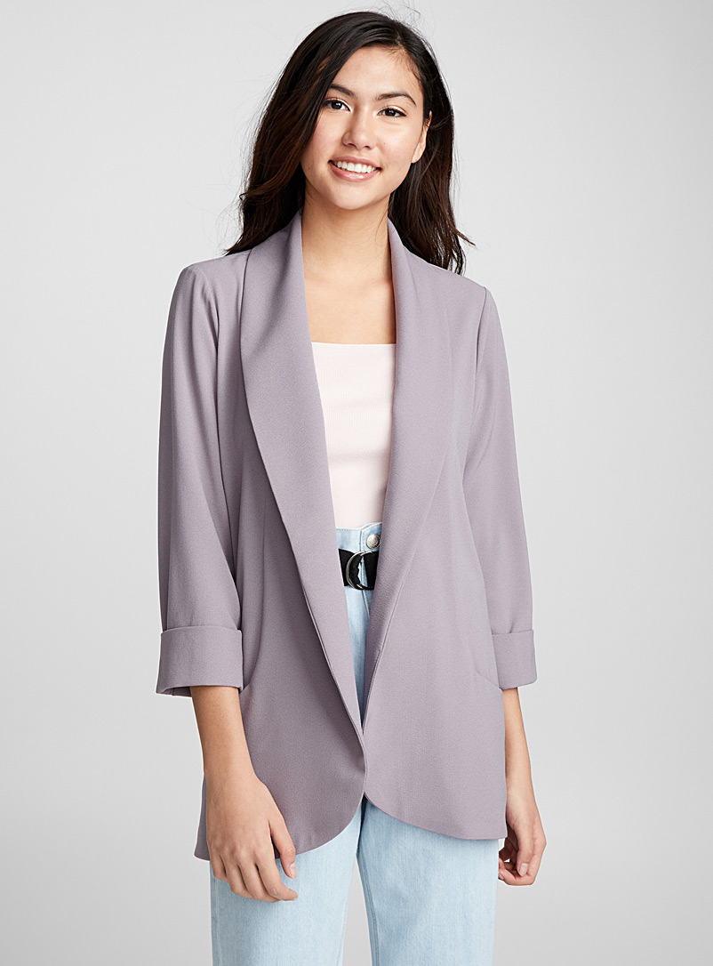 shawl-collar-crepe-jacket