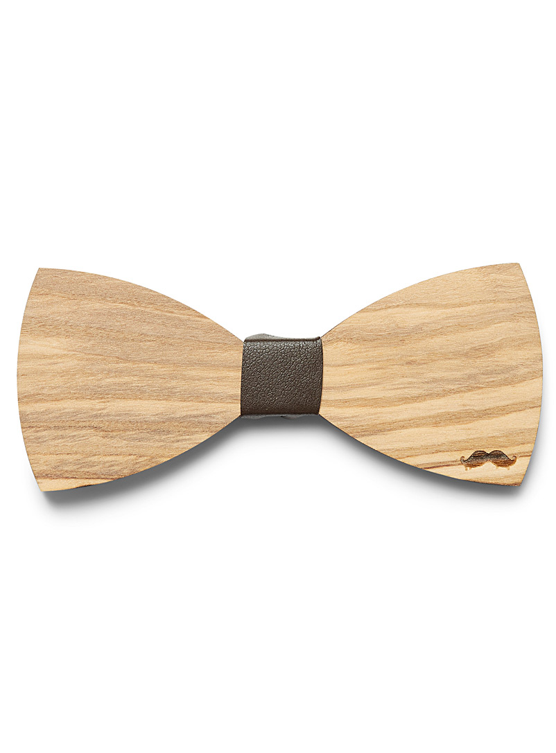 Wooden bow tie - Bow Ties - Assorted