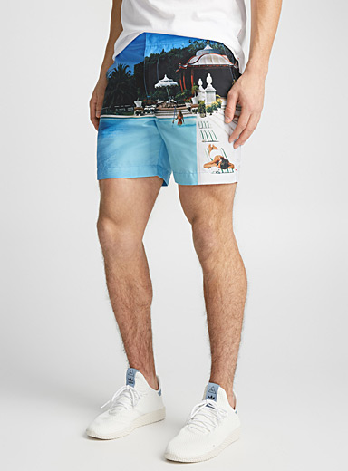 Bulldog Pool swim shorts
