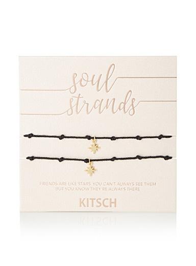Soul Strands bracelets  Set of 2