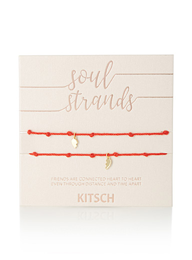 Soul Strands bracelets <br>Set of 2