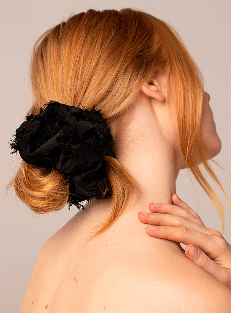 Boho dance scrunchie