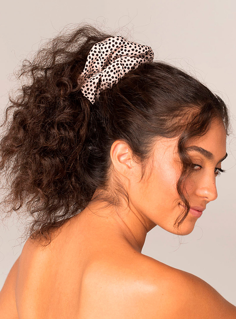 Kitsch Assorted Boho dance scrunchie for women
