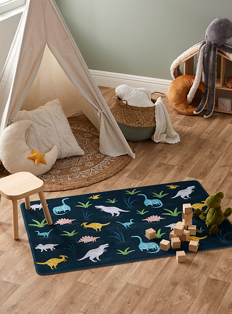 Danica x Simons Maison Assorted Dinosaur drawing play mat  80 x 120 cm
