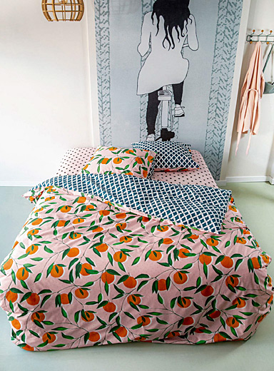 Covers & Co Assorted Citrus zest duvet cover set