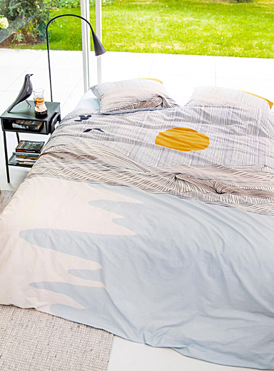 Covers & Co Assorted Sunny landscape duvet cover set