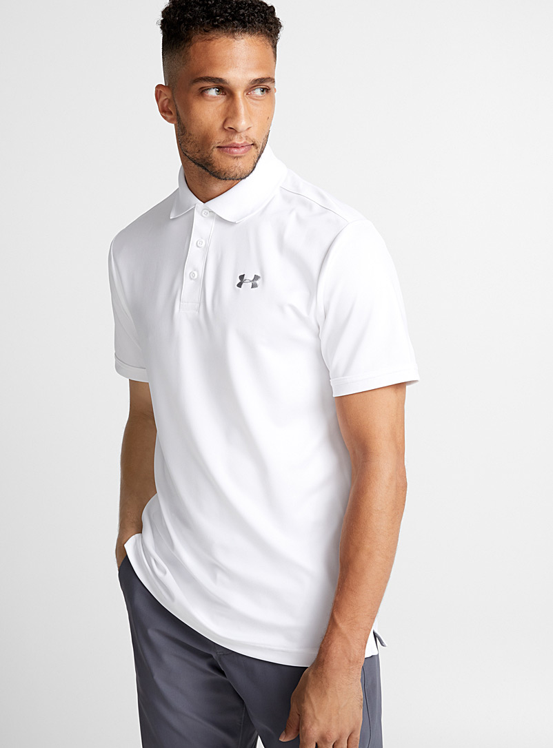 Solid Performance polo - Polos