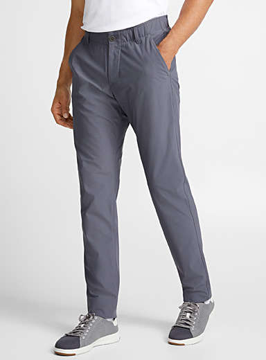 Le pantalon de golf Microthread Tapered
