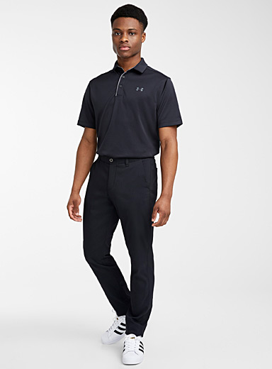 Under Armour: Le pantalon de golf Showdown Noir pour homme