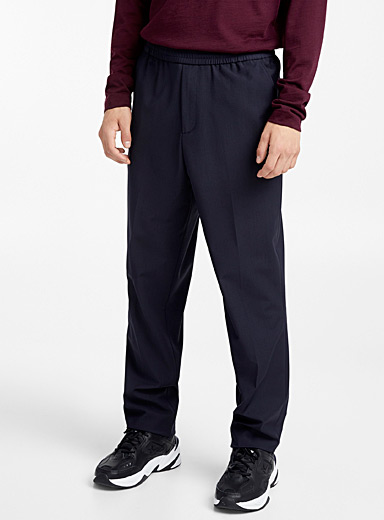 Stretch wool Traveller joggers