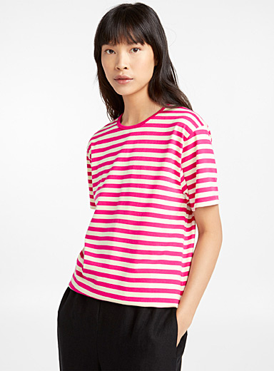 Lyhythiha striped tee