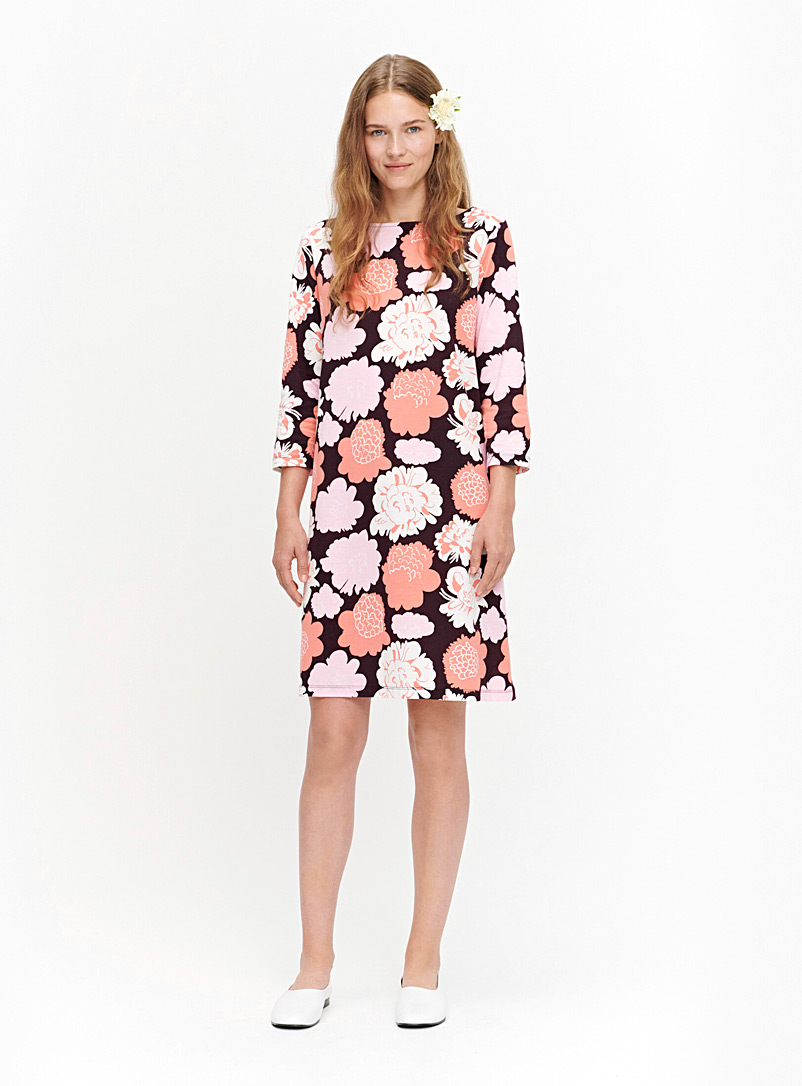 Marimekko Assorted Sitriini Pieni Pioni dress for women
