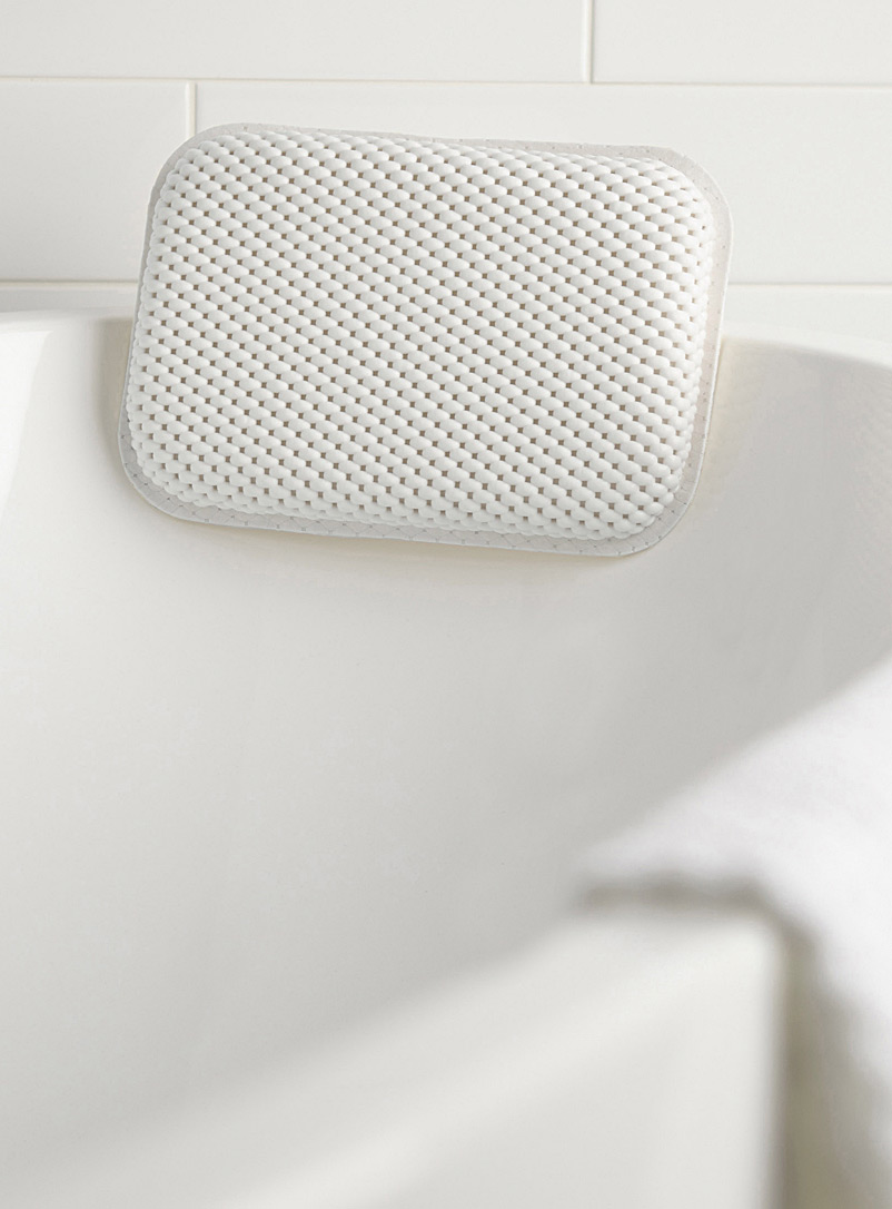 Simons Maison White Foam bath pillow