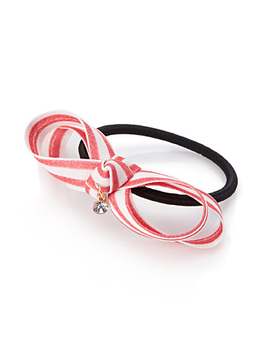Bow and charm elastic