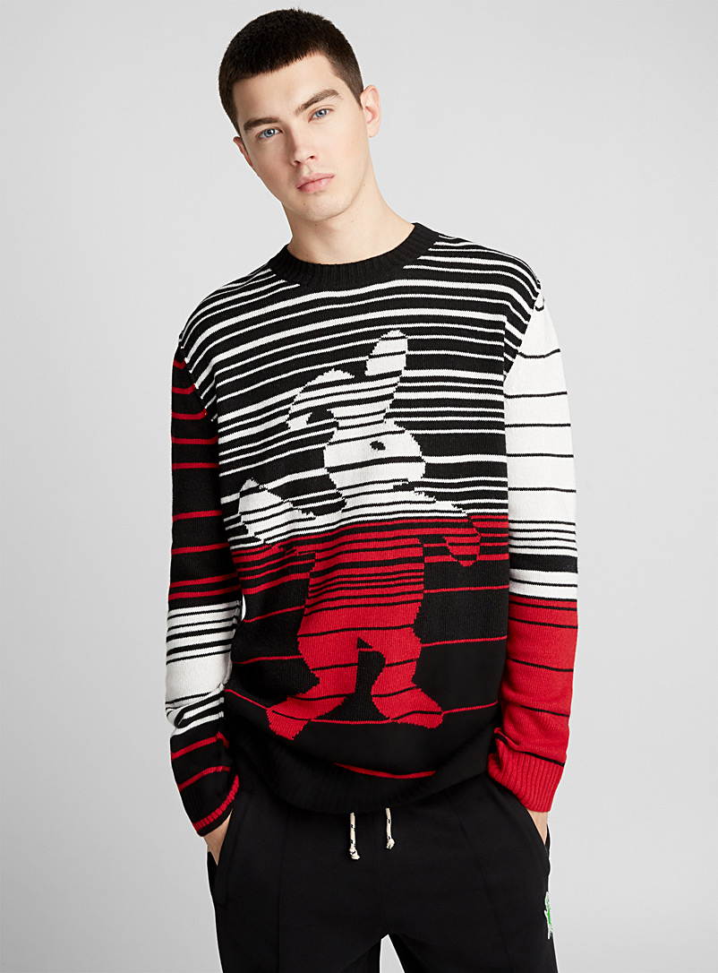 Bunny jacquard sweater - Marni - Assorted