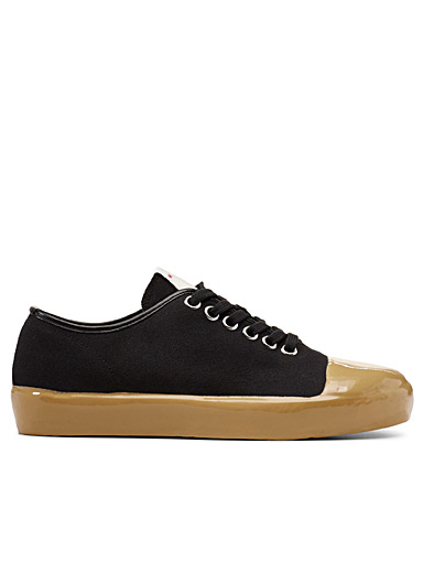 MARNI Black Dipped sole sneakers  Men for men