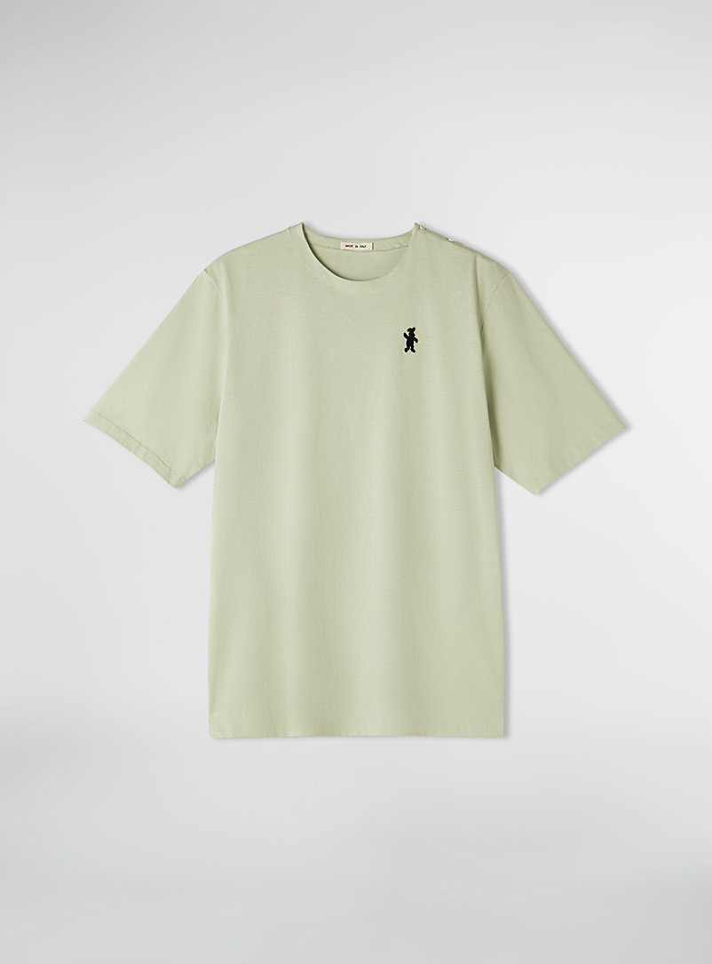 MARNI Green Dance Bunny T-shirt for men