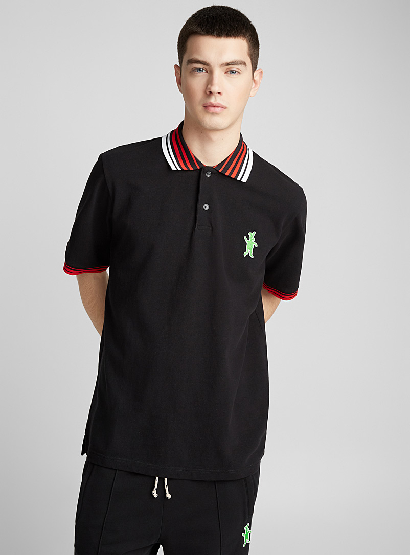 Bunny polo - Marni - Black