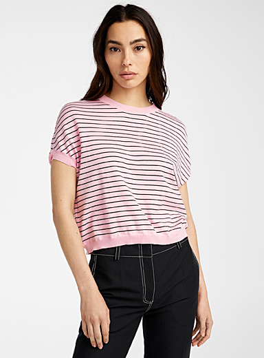 MARNI Dusky Pink Pink Gummy sweater for women