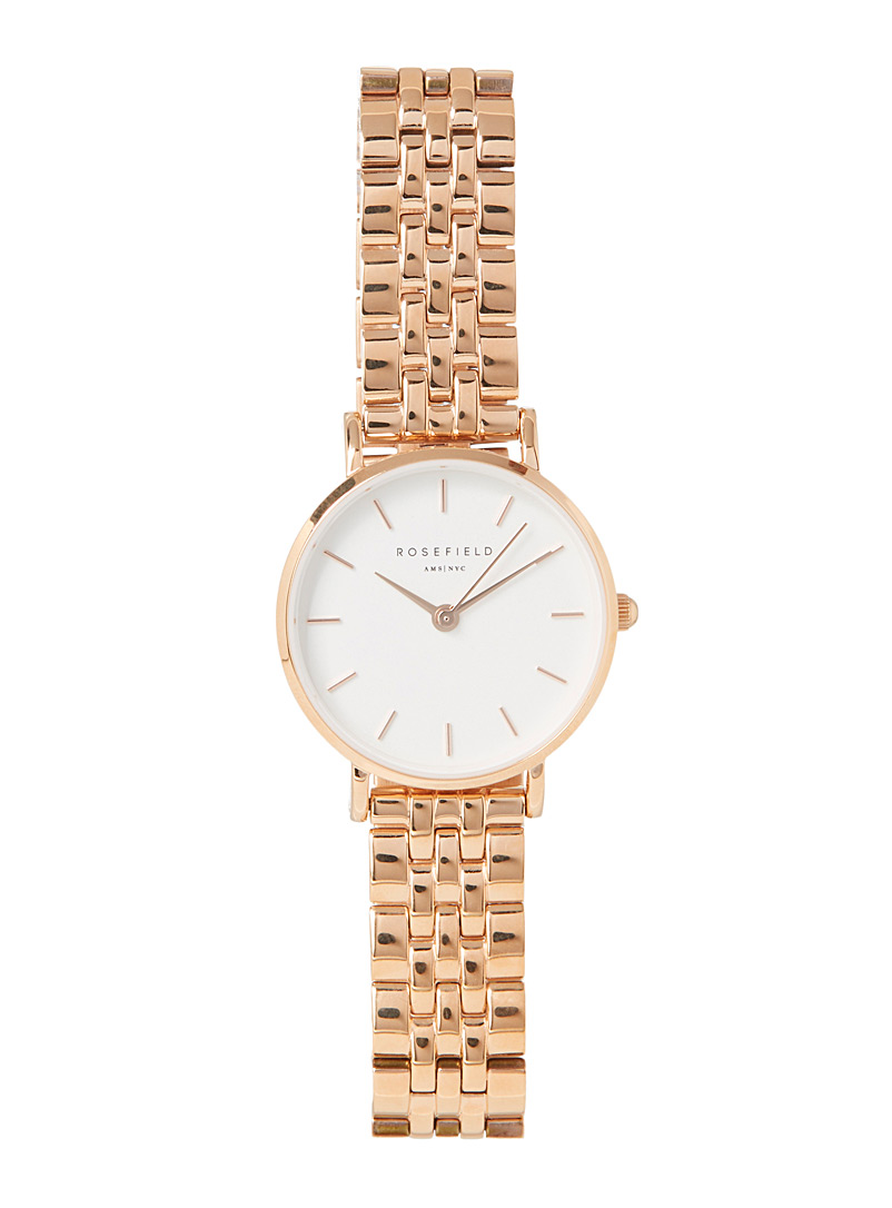 Rosefield Assorted The Small Edit watch for women