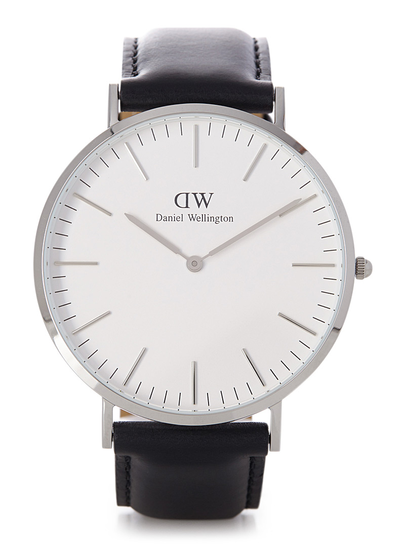 Classic Sheffield watch - Watches - Black