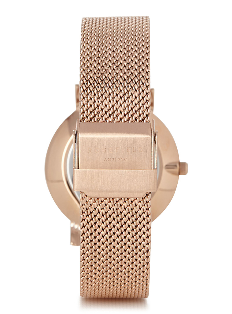Rosefield Assorted Tribeca mesh watch for women