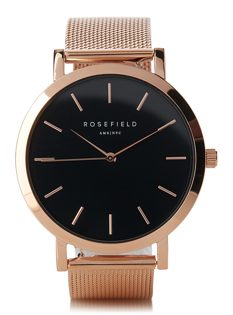 Rosefield Assorted Mercer watch for women