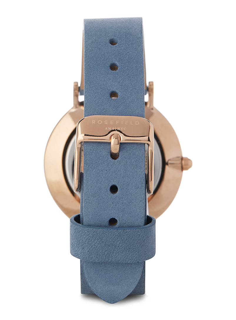 West Village watch - Watches - Teal