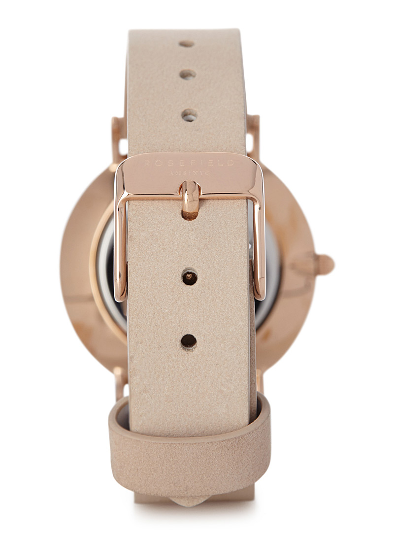 La montre West Village - Montres - Rose