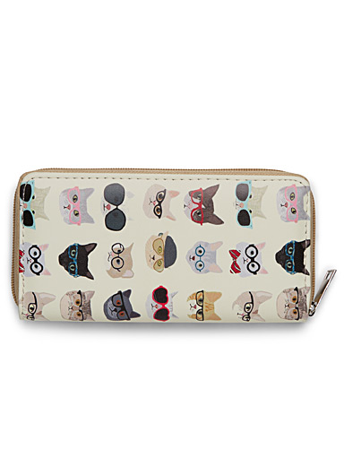 Smarty cats wallet